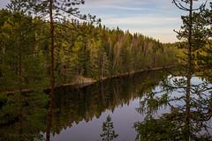 Hynkänlampi (Markus Heinonen Photography) Tags: hynkänlampi hynkeberget nuuksio noux luonto nature metsä forest järvi lake suomi finland espoo