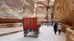 JORDANIA (Grace R.C.) Tags: jordania cañón petra desfiladero elsiq defile