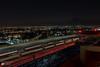 Libramiento (Puente) Elevado de la Autopista Puebla-México (Omar RG) Tags: fotografianocturna longexposure exposiciónprolongada largaexposición night photography helipuerto helipad long expo elite longexpohunter shot