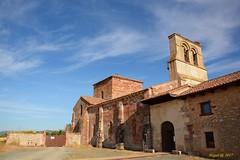 Monasterio de Santa María de Mave.Palencia.