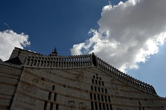 DSC_2688 (Andrea Casarino) Tags: terrasanta israele gerusalemme betlemme nazareth padrifrancescani sanfrancesco muro religione