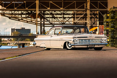 1959 Chevrolet Bel Air - Shot 3 (Dejan Marinkovic Photography) Tags: 1959 chevrolet chevy bel air impala american classic car lowrider coupe oldstyle airride