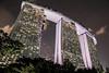 Singapore Nights - 2,561 Rooms (DarrenCowley) Tags: singapore marinabaysands skyscraper illuminated city skyline landscape highrise purple hdr nightlights 2561