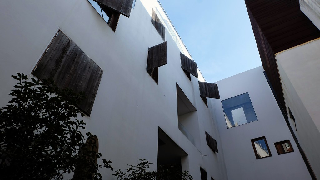 Designhotel Waterhouse Shanghai : The waterhouse at south bund shanghai china