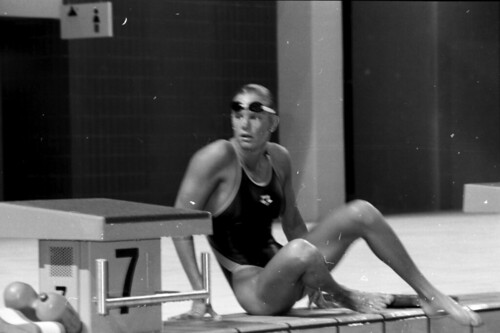 174 Swimming EM 1991 Athens