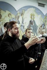 Актовый день Минской духовной академии