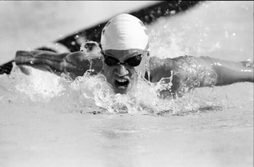 288 Swimming EM 1991 Athens
