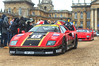 Double F40 (Beyond Speed) Tags: ferrari f40 supercar supercars cars car carspotting nikon v12 red black stripes automotive automobili auto blenheim palace blenheimpalace combo