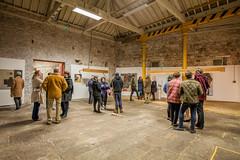 IMG_8828 (Rod Gonzalez Plymouth) Tags: shambles art plymouth loci royal william yard fine exhibition event llyr davies