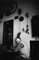 analog Poland - Warsaw, Old Mokotów (Bartosz Lisek) Tags: 2016 analog bw blackandwhite expired film foma fomapan forced iso200 oldmokotów people poland polska starymokotów streetphotography warsaw warszawa