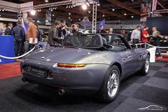 IMG_6017 (Joop van Brummelen) Tags: interclassics brussels cars bmw m4 dtm champion edition m1 z8 coupe convertible