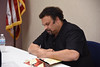 Stars of YA Literature, HQ 11.19.17 (slcl events) Tags: starsofyaliterature headquarters headquartersbranch slclheadquarters slcl slclorg author authorsevent authors authorevents youngadultliterature nealshusterman scythe booksigning