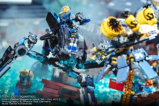 Blocks Mag: Ninjago City 2