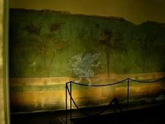 Gli affreschi della villa di Livia a Palzzo Massimo _12