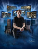 Cam on Computer Throne (603 Media Group) Tags: photoshop template gamer gaming video game minecraft creative photographer smoke fog 8 bit computer tower monitor networking background changer