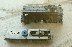 Ken Kidder BA&P dummy boxcab + drive (corv8) Tags: kenkidder boxcab bap butteanacondapacific ge ho suydam dummy