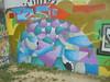 237 (en-ri) Tags: harus semicerchio verde lilla parco dora torino wall muro graffiti writing