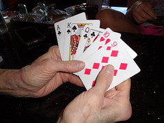The Hand (twm1340) Tags: poker cards game card shuffle