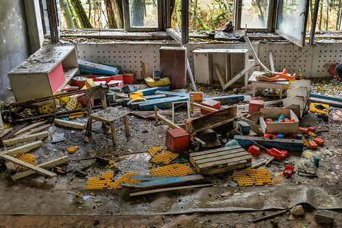 Pripyat Middle School Nº 3