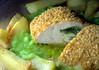 Chicken Kiev with Chips and Mushy Peas (Tony Worrall) Tags: add tag ©2017tonyworrall images photos photograff things uk england food foodie grub eat eaten taste tasty cook cooked iatethis foodporn foodpictures picturesoffood dish dishes menu plate plated made ingrediants nice flavour foodophile x yummy make tasted meal nutritional freshtaste foodstuff cuisine nourishment nutriments provisions ration refreshment store sustenance fare foodstuffs meals snacks bites chow cookery diet eatable fodder chicken kiev chips mushy peas garlic