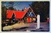 1950s North Pole, NY - Santa's Workshop Postcard (Christian Montone) Tags: newyork upstate northpole santasworkshop postcard 1950s 50s fifties