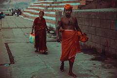 Ganga River People (Stefano-Bosso) Tags: ganga ganges river india varanasi love stefanobosso canon 2014 asia street streetphotography hindu hinduism