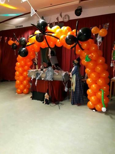 Ballonboog 6m Halloween Speeltuin IJsselmonde