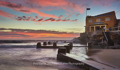 Ross Jones Pool Coogee - Sydney - NSW (paulbartle - Shot2frame Photography) Tags: coogee rossjonespool easternsuburbs sydney 2034 sunrise pacificocean tasmansea coogeesurflifesavingclub seaside