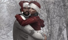 Advent ... A Season Of Love! ... by Niani (xxnianixx) Tags: advent emozione love pose couple niani fingol emotion together
