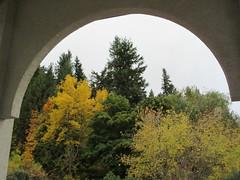 Autumn Arch (jamica1) Tags: salmon arm shuswap bc british columbia canada archway