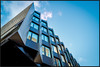 Architektur, Westhafen, Frankfurt/Main (RalfK61) Tags: westhafen frankfurt 2017 westhafentower kraftwerk main november dämmerung 11 blauestunde