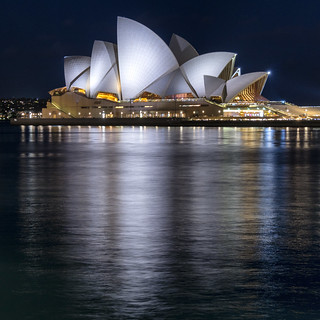 Sydney Opera House Reflections