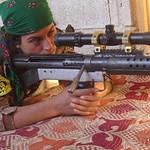 Kurdish YPG Fighter thumbnail