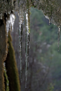 Cascade d'Aubres (Drôme)