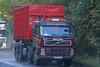 Volvo FM Skip Loader CF Booth Ltd KU59 EEZ (SR Photos Torksey) Tags: transport truck haulage hgv lorry lgv logistics road commercial vehicle freight traffic volvo fm skip loader booth
