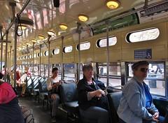 San Francisco, California (Jasperdo) Tags: sanfrancisco california publictransport muni vintagestreetcar streetcar trolley tram marketstreet fline