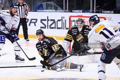 2013-09-23 AIK-LHC SG1893 (fotograhn) Tags: ishockey hockey icehockeyshl svenskahockeyligan swedishhockeyleagueaik gnagetlinköping linköpingshc sport sportsphotography canon stockholm sweden swe