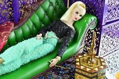Arabian Nights (Dolldiva67) Tags: gisellediefendorf gisellenuface fashionroyalty integritytoys doll portrait people blondebombshelldolls arabiannights scheherezade scheherazade