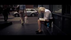 20170708_IMG_2148_FL (Jeff Krol) Tags: cinematic woman blond reading urban girl concentration amsterdam candid street streetphotography nederland netherlands dutch straatfotografie straat canon eos 5dmk2 5dmkii canon5d 5dmarkii sigma 35mm f14 art jeffkrol 20170708img2148