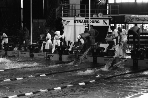 182 Swimming_EM_1987 Strasbourg