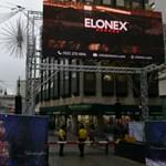 Elonex digital billboard - High Street, Birmingham thumbnail