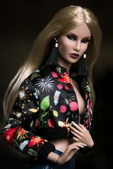 Mad Love (firrist) Tags: integritytoys fashionroyalty nuface madlove rayna fashiondoll dollmodel beauty wclub dollsfashionistas integritydolls