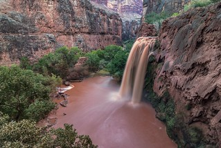 *Havasu Falls @ Muddy Water III @ The Classic View*
