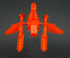 Tangerine Viper (TFDesigns!) Tags: lego spaceship fighter starfighter space viper vic