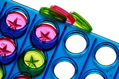 Line up 4 (Goruna) Tags: game spiel play red green chips member'schoicegamesorgamepieces macromondays goruna