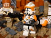 """""""For the Republic! For the Twi'leks!"""" (Elven Ranger) Tags: star wars lego commander cody 212th ryloth"""