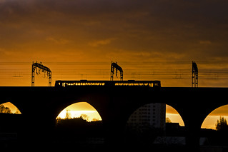 Stockport Silhouette