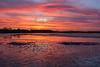 Belhaven Bay at Sunset (MilesGrayPhotography (AnimalsBeforeHumans)) Tags: 2870 sonyfe2870mmf3556oss a7ii autumn britain bridge beach belhaven belhavenbay dunbar eastlothian clouds dusk europe evening fe f4 glow golden goldenhour haze ilce7m2 landscape lens lothians nd nighfall outdoors oss river photography photo tranquil reflections rocks rays scotland sky skyline scenic sunset sunshine sunlight sonya7ii sony sonyflickraward scottish scottishlandscapephotography landscapephotography town twilight uk unitedkingdom village waterscape wide water wideangle winter