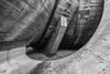 Parabel (Panasonikon) Tags: panasonikon sonya5100 parabel beton bw weitwinkel superweitwinkel ww wista adlershof berlin windkanal luftfahrt historisch samyang1028 kurve architektur