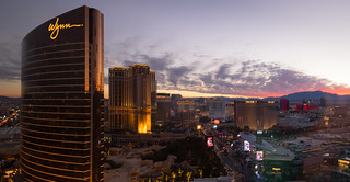 Las Vegas Sunset - Explore